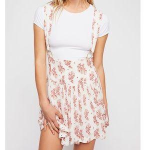 Free People Jumper Skirt